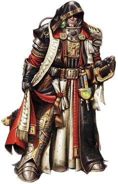 Inquisitor Solomon Lok