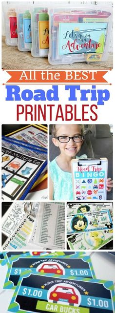 Make the road trip to Emerald Isle one of the best parts of your vacation with these fun car games! All the Travel Printables you will ever need: packing list, incentives, luggage tags, and activities for the kids Kids Travel Activities, Road Trip Activities, Road Trip Games, Baby Activities, Road Trip With Kids, Family Road Trips, Travel With Kids, Family Travel, Family Vacations
