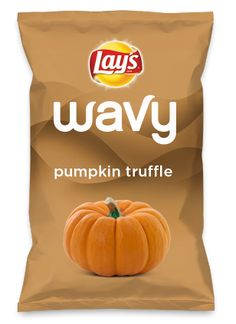 Wouldn't pumpkin truffle be yummy as a chip? Lay's Do Us A Flavor is back, and the search is on for the yummiest flavor idea. Create a flavor, choose a chip and you could win $1 million! https://www.dousaflavor.com See Rules.