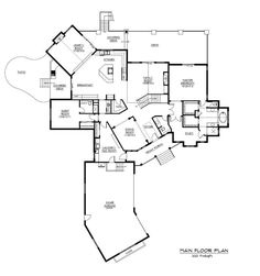 floor plans for large homes | floor plan basement for these luxury