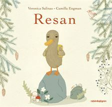 Reisen - the Journey. Text: Veronica Salinas, illustration: Camilla Engman, published by: Magikon Zine, Verona, Book Reviews For Kids, Starting School, Little Duck, Learn A New Language, Lectures, Children's Book Illustration, Book Illustrations