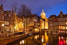 Amsterdam is synonymous with many things and the Red Light District is certainly one of them. If it's your first time to Amsterdam, be sure to visit and take a look for yourself – you'll see that everything they say about this area is true.