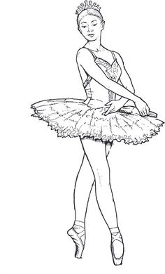 3 ballet exercises to help you shape up for summer ballerina coloring pagesadult