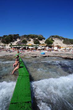 Sa Trinxa - Ibiza. la pasarela asesina......