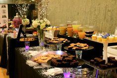 Our dessert mocktail bar!