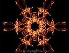 Day 125 - Silk III (fractal, Silk, kaleidoscope)