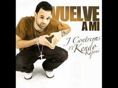 Vuelve A mi - J Contreras  Ft. Kendo Kaponi *Oficial* Letra / Lyrics  - DJ CHRISTIAN CHIRRE