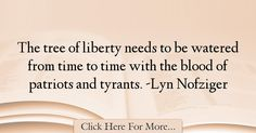 Lyn Nofziger Quotes About Patriotism - 52625