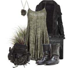 """Swamp Solstice"" by beyondthewallofsleep on Polyvore"