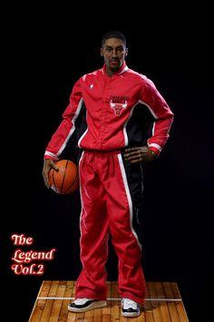 Storm Toys 1/6 Jordan Teamate Scottie Pippen Figure CHB Chicago Bulls #Strom