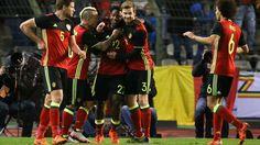 Belgen boeken een gevleide overwinning tegen Italië