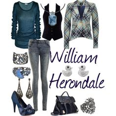 William Herondale The Infernal Devices