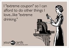 Extreme Couponing  Sounds like a good plan, eh? @Heather Deese