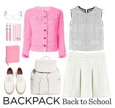 """back to school"" by bodangela ❤ liked on Polyvore"