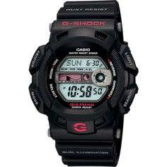 Casio Men's Gulfman G-Shock Watch