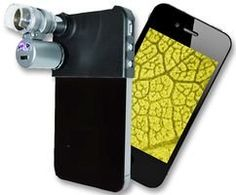 Mini Microscope For Iphone 4 @ Christmas Gifts For Boys, Gifts For Dad, Iphone 4, Dads, Mini, Dad Gifts, Fathers