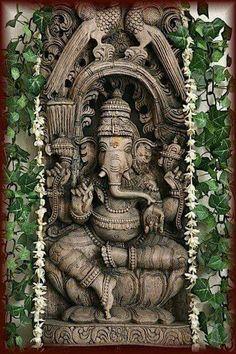 Shri Ganesh! Lord Ganesh