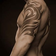 Tribal Tattoos Often Signified Wisdom: Tribal Tattoos Often Signified Wisdom