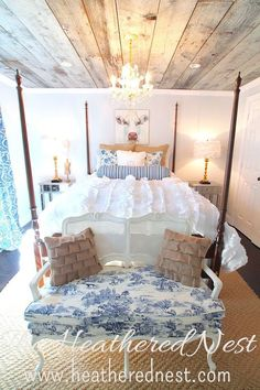 Get inspired from this stunning guest room makeover!