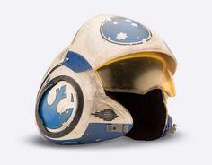 X-Wing pilot helmet