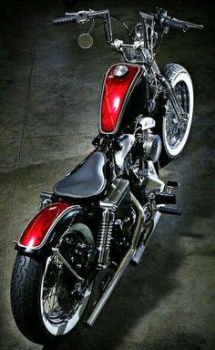 Harley-Davidson Shovelhead Bobber