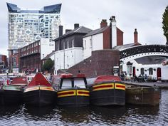 Canals, Birmingham, West Midlands, England