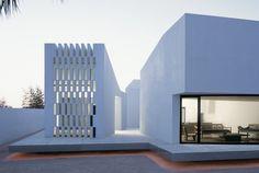 © Alejo Bague House 2 for A, by OAB Tarragona, Spain