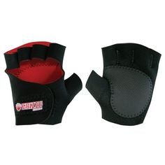 Grizzly Fitness Sticky Paw Neoprene Training Gloves Large * For more information, visit image link.