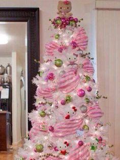 Hello Kitty tree