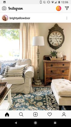 DIY Home Decor, run down these pointer one will require to finish your DIY home decorating. Check out inspiring home decor signs article number 6438960873 today. Home Living Room, Living Room Decor, Living Spaces, Living Room Warm Colors, Estilo Country, Muebles Living, Warm Home Decor, Farmhouse Interior, Wabi Sabi
