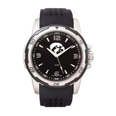 UNIV OF IOWA STEALTH MEN'S SPORT WATCH