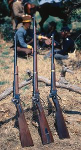 GunDigest Collecting the Old Reliable Sharps Rifle - The Modern Sharps Reproduction