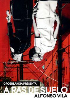 PRÓXIMO LIBRO DE NARRATIVA - A ras de suelo - Alfonso Vila