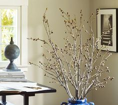 acorn branches.  great fall decor.