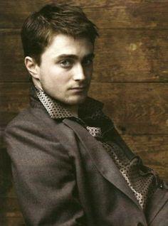 Daniel Radcliffe - rowr!!
