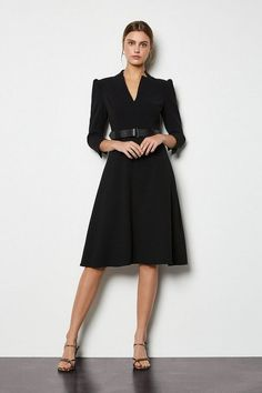 Whatever the occasion – be it work or play – our collection of exclusive dresses is filled with endless possibilities and beautiful looks. Linen Shirt Dress, Ruffle Sleeve Dress, Dresses Uk, Dresses For Work, Dresses With Sleeves, Ribbed Knit Dress, Tie Front Dress, Sequin Mini Dress, Karen Millen