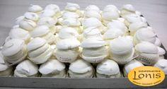 Μπεζέδες βανίλια - Ζαχαροπλαστείο Lonis - www.lonis.gr Garlic, Stuffed Mushrooms, Vegetables, Food, Stuff Mushrooms, Essen, Vegetable Recipes, Meals, Yemek