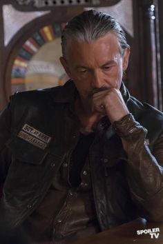 Tommy Flanagan, sons of anarchy chibs, soa chibs Tommy Flanagan, Sons Of Anarchy Motorcycles, Sons Of Anarchy Samcro, Jax Teller, Charlie Hunnam, Episode 5, Best Shows Ever, Best Tv, Favorite Tv Shows