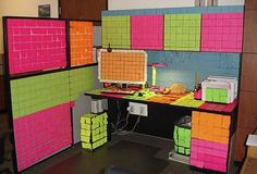 When Cubicle-Mates Attack! - Awesome Office Pranks (14 pics) - My Modern Metropolis
