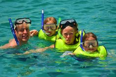 Snorkeling in Cabo San Lucas With Kids