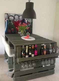 26 Ways to Use Pallets to Create Some of the Most Chic Furniture in the Market - Dose - Your Daily Dose of Amazing