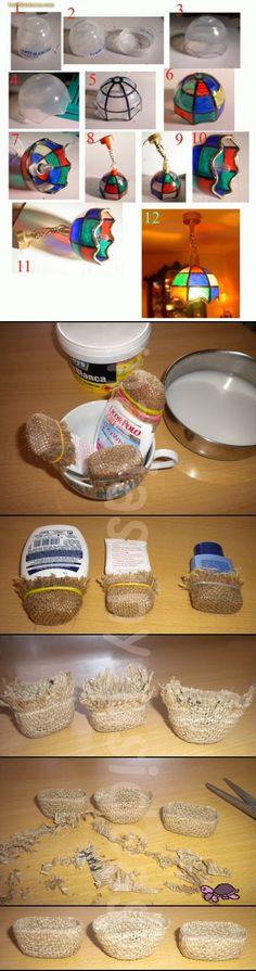 Como hacer unas cestitas