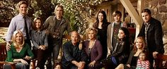 Based on the 1989 film of the same name, 'Parenthood' is an hour long comedy-drama. Excellent TV Show! #parenthood