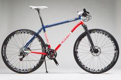 Ritchey built its first 650b bike back in 1977, and now, keeping with the trends, it's producing a frame, tires and wheels in this wheel size.