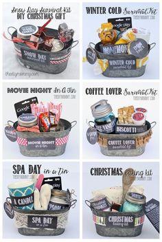 Do it yourself gift basket ideas for all occasions ideas handmade 7 geschenke fr dendie besten freundin solutioingenieria Gallery