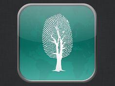 Handprinter Mobile App by Gregory Norris, via Kickstarter.
