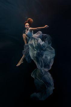 Fotografias subaquáticas majestosas de Ilse Moore