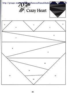 Paper piecing 4 – rosotali roso – Webová alba Picasa