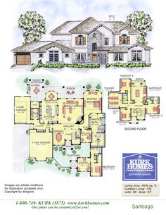 Love this design! Minus a few alterations... Kurk Homes | Featured Plans
