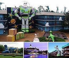Disney World Hotels....hmmmm....where should we stay??